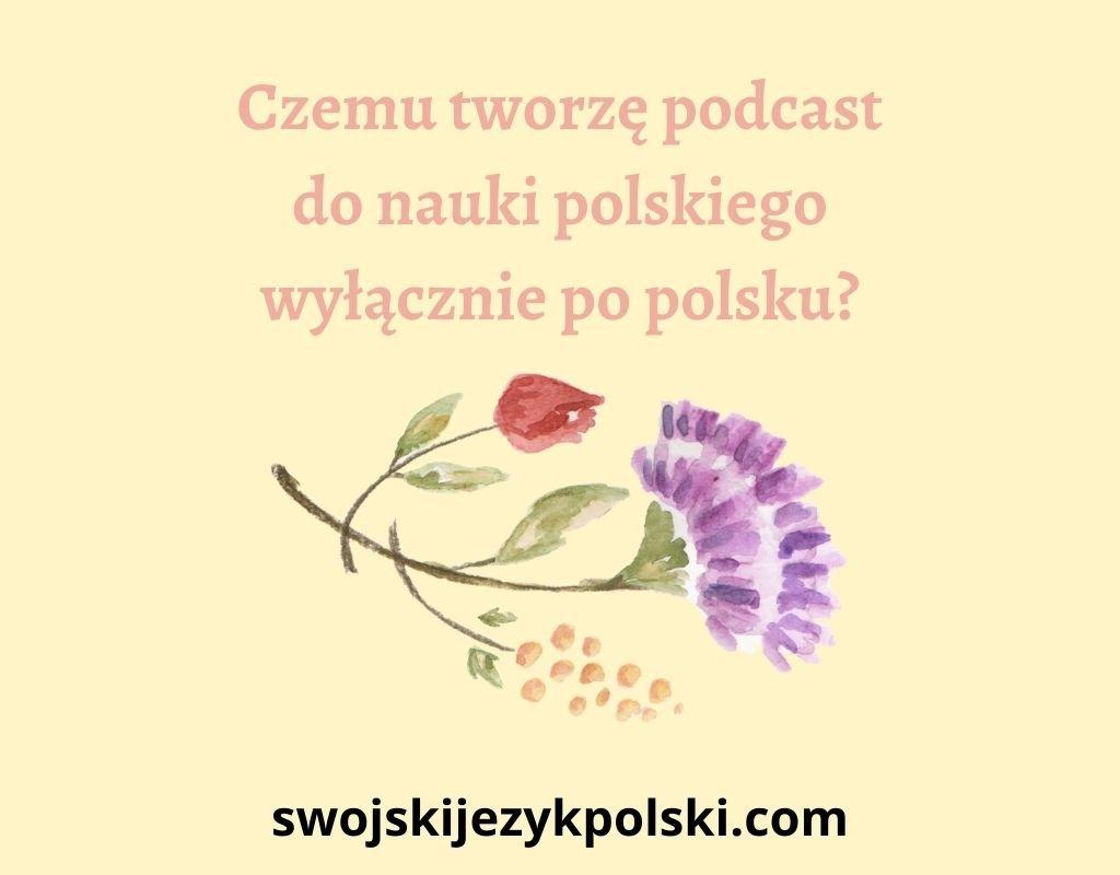 podcast do nauki polskiego